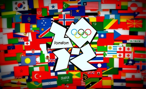 London olympics logo 2012 wallapaper - 01