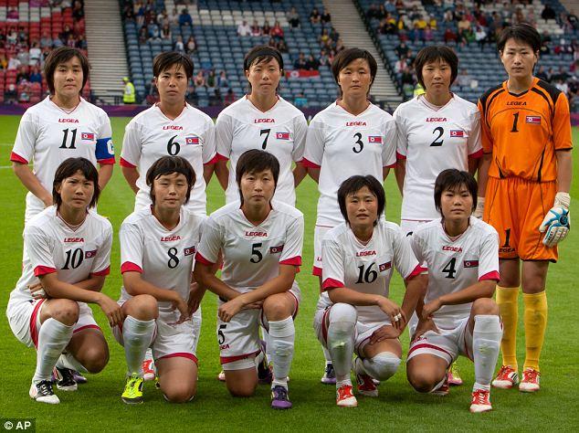South Korea womens national football team